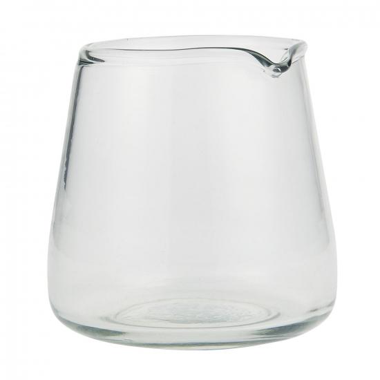Kanne Glas mundgeblasen