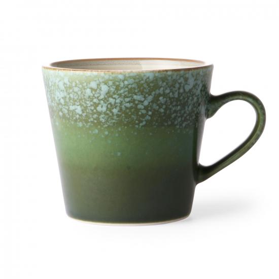 Cappuccino Tasse Retro