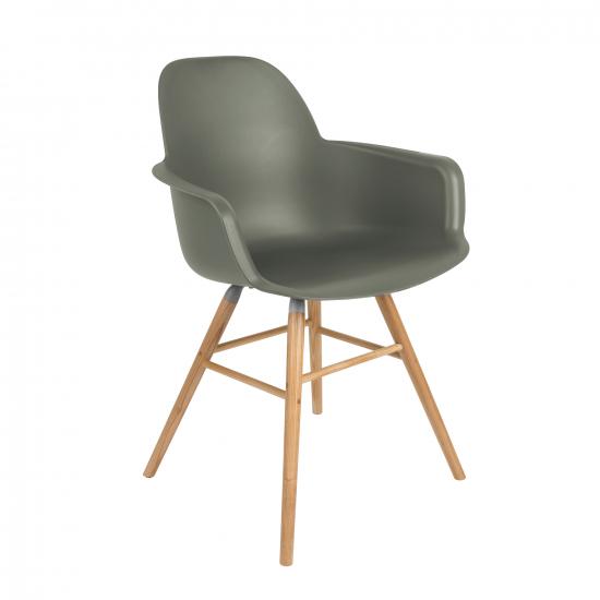 Zuiver  - Stuhl mit Armlehnen ALBERT KUIP