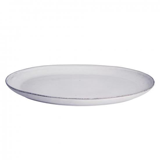 Platte oval groß NORDIC SAND