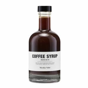 Nicolas Vahé Kaffee Sirup Irish Rum