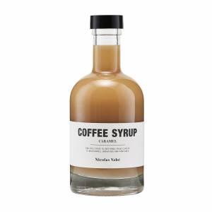 Nicolas Vahé Kaffee Sirup Karamell