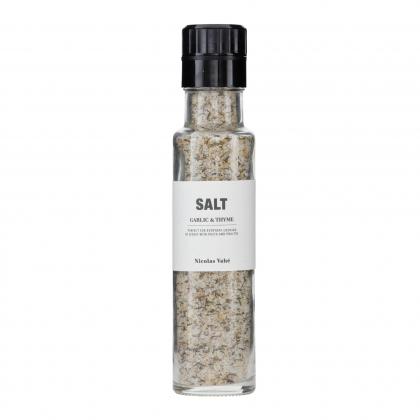 Salz Knoblauch & Thymian