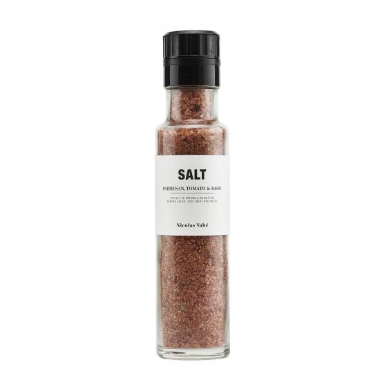 Nicolas Vahé - Salz mit Parmesan, Tomaten & Basilikum