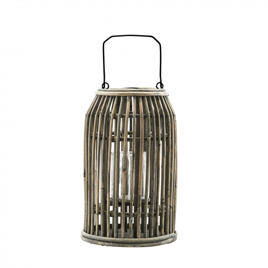 House Doctor  - Laterne Rattan