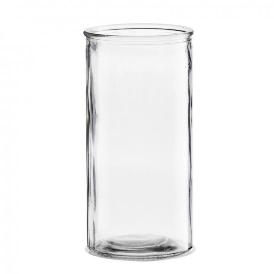 Vase Glas Zylinder