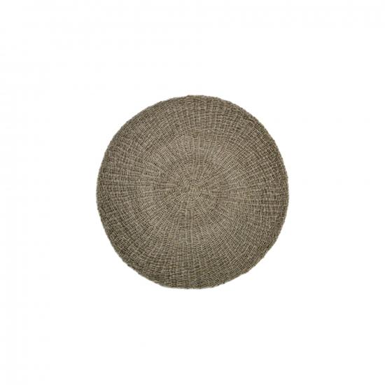 Teppich Seegras rund