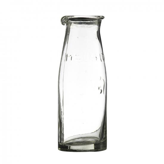 Milchkanne Glas