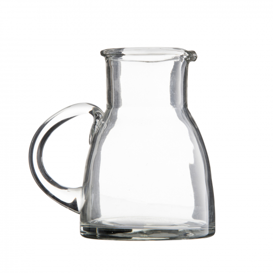 Madam Stoltz - Kanne Glas, H: 12 Ø: 12