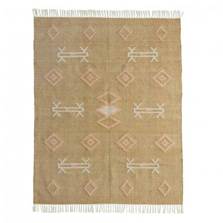 Madam Stoltz - Teppich Baumwolle handgewebt