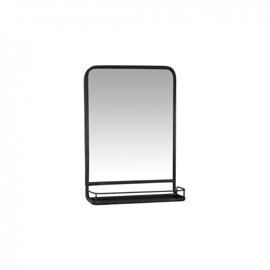 Wandspiegel mit Miniablage