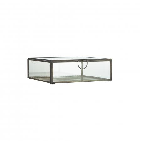 Ib Laursen - Glasbox mit Deckel