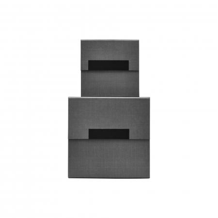 Aufbewahrungsbox mit Deckel Set