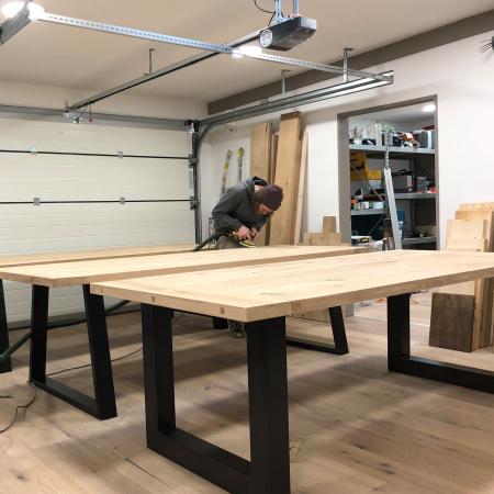 Wohnlust Werkstatt - Eiche Moebel einfach selbst konfigurieren