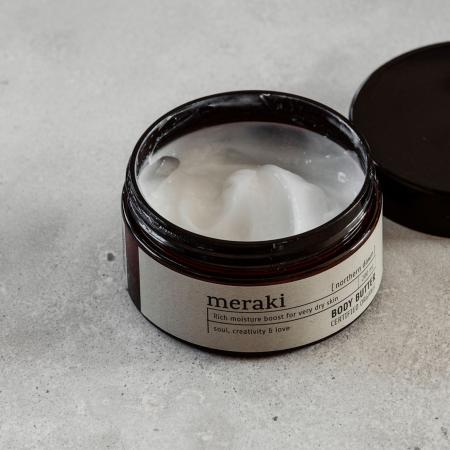 Body Butter von Meraki - nachhaltige natuerliche Kosmetik - for dry skin
