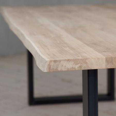 Tischplatte - Baumkante - natur