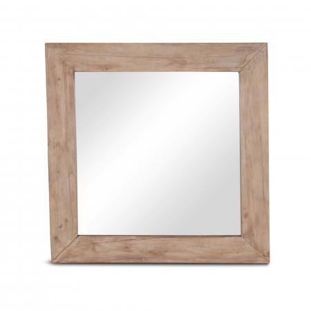 Wohnlust - Spiegel Altholz