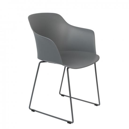 Zuiver  - Stuhl mit Armlehnen