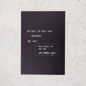 Slowlay Slowlay Postkarte
