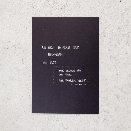 Slowlay - Slowlay Postkarte