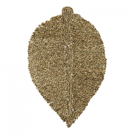 Fußmatte Blatt Seegras